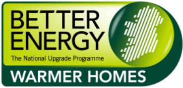 Warmer Homes Logo